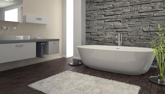 hotel bath mat