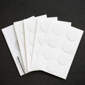Anti Slip Bath Stickers Pack Contents