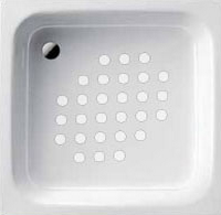 Anti Slip Shower Stickers - Standard shower tray with 1 pack
