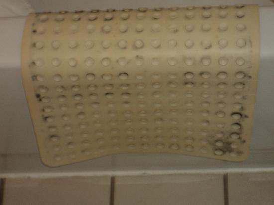 Mouldy Bath Mat